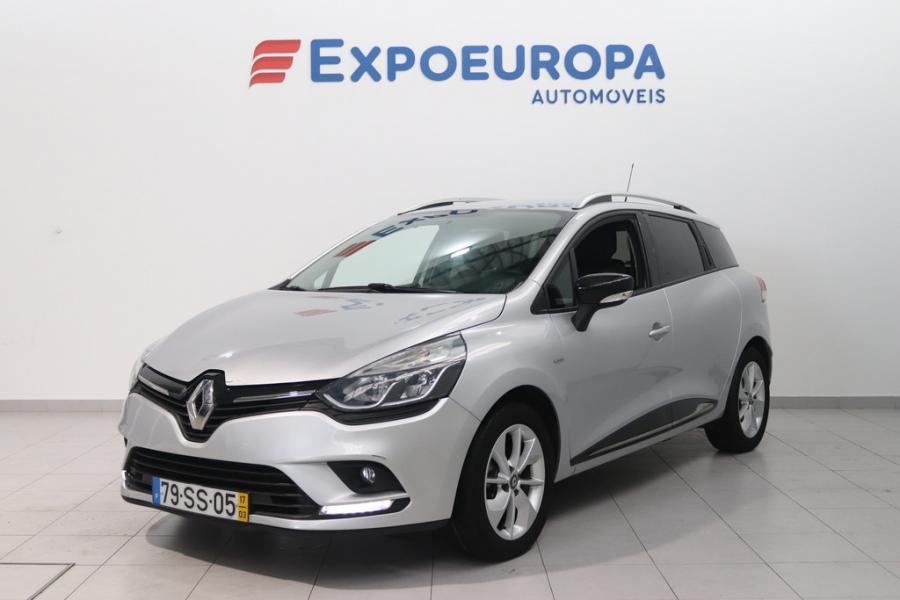 Renault CLIO IV BREAK 1.5 DCI LIMITED