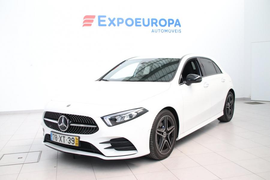 Mercedes-Benz A 180 D CX. AUTO