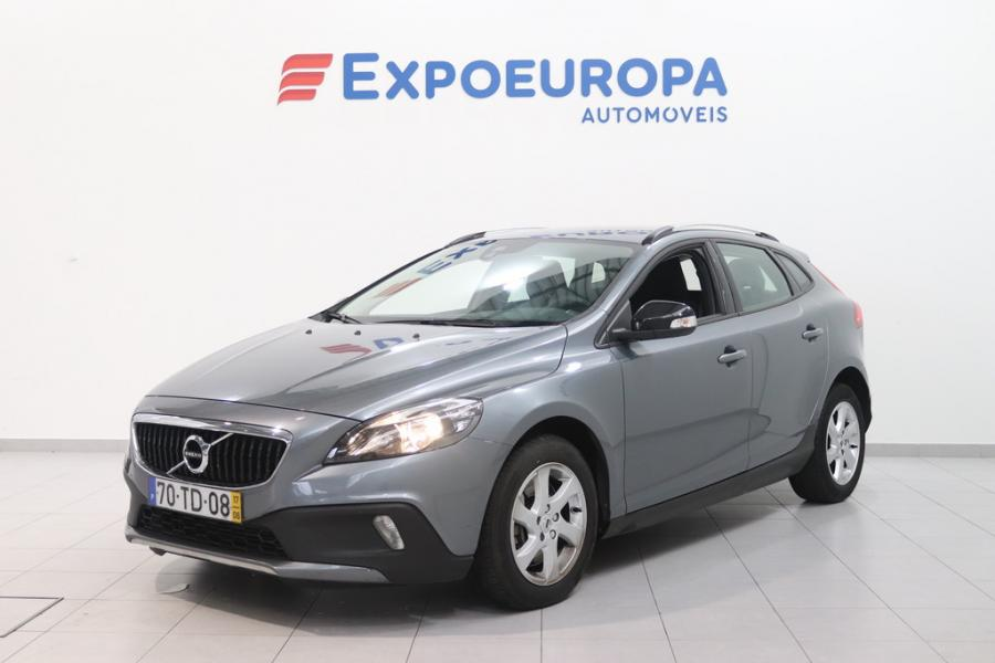 Volvo V40 2.0 D2 CROSS COUNTRY