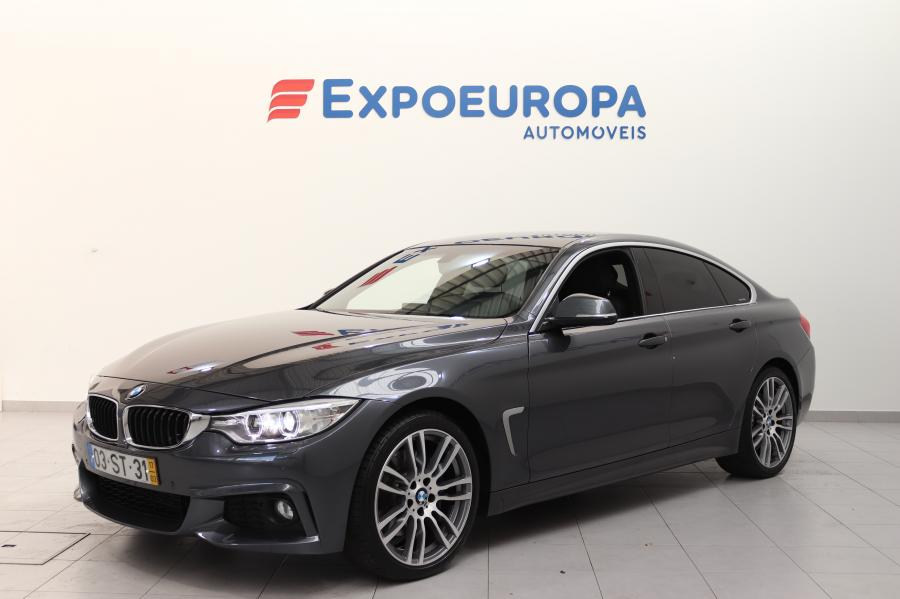 BMW 420 DA GRAN COUPE